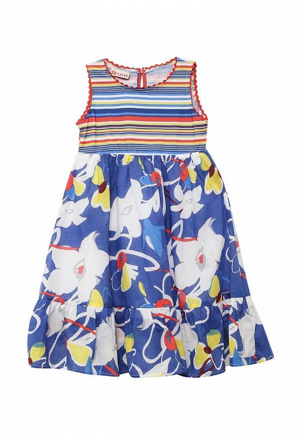 Платье Brums Brums BR003EGQYV84