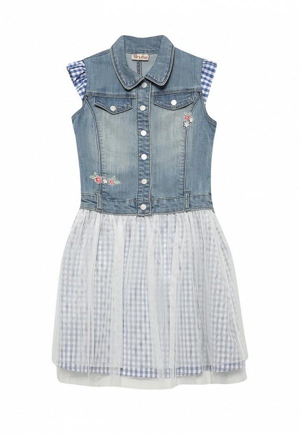 Повседневное платье Brums 171BGIA016