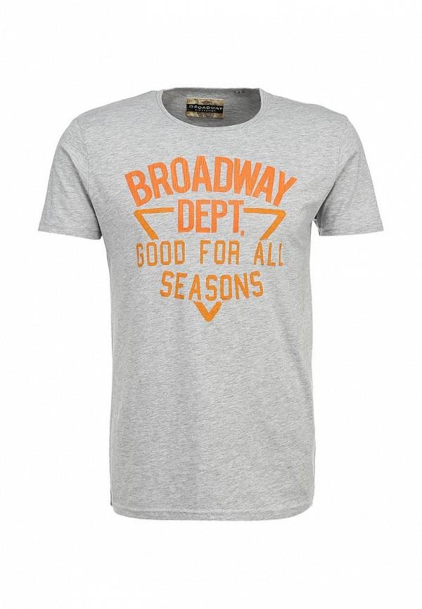Футболка с надписями Broadway (Бродвей) 10150097  80A: изображение 1