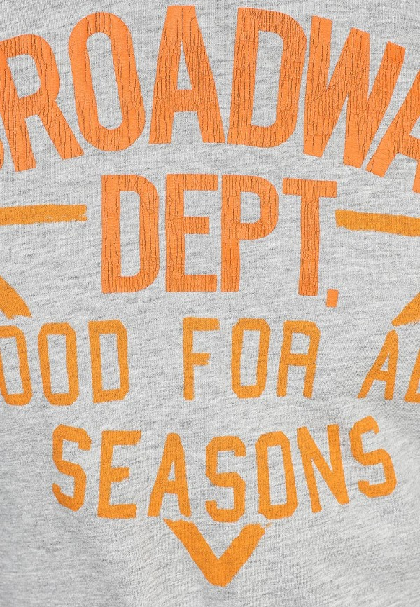 Футболка с надписями Broadway (Бродвей) 10150097  80A: изображение 3