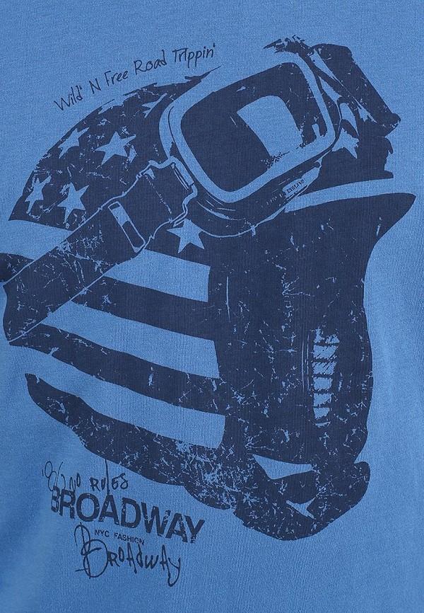 Футболка с фотопринтами Broadway (Бродвей) 10151321  51D: изображение 2