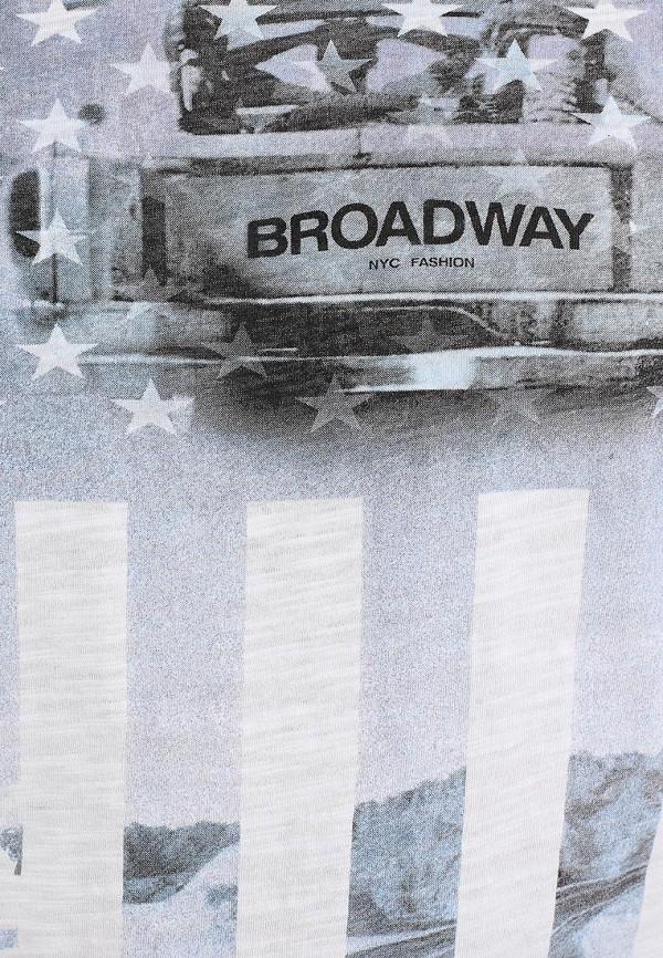Футболка с надписями Broadway (Бродвей) 10151325  00A: изображение 3