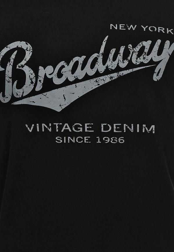 Футболка с надписями Broadway (Бродвей) 10151588  999: изображение 3