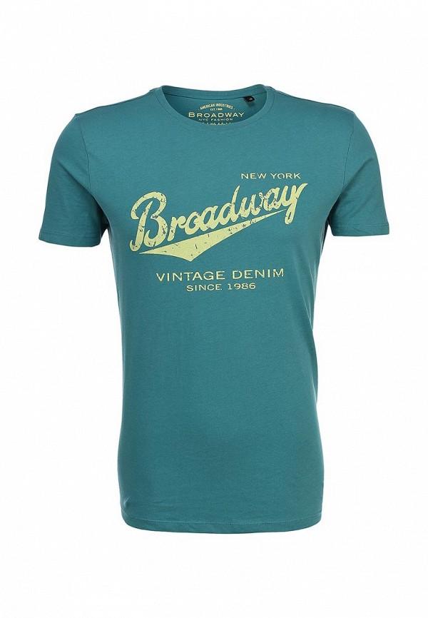 Футболка с надписями Broadway (Бродвей) 10151588  656: изображение 1