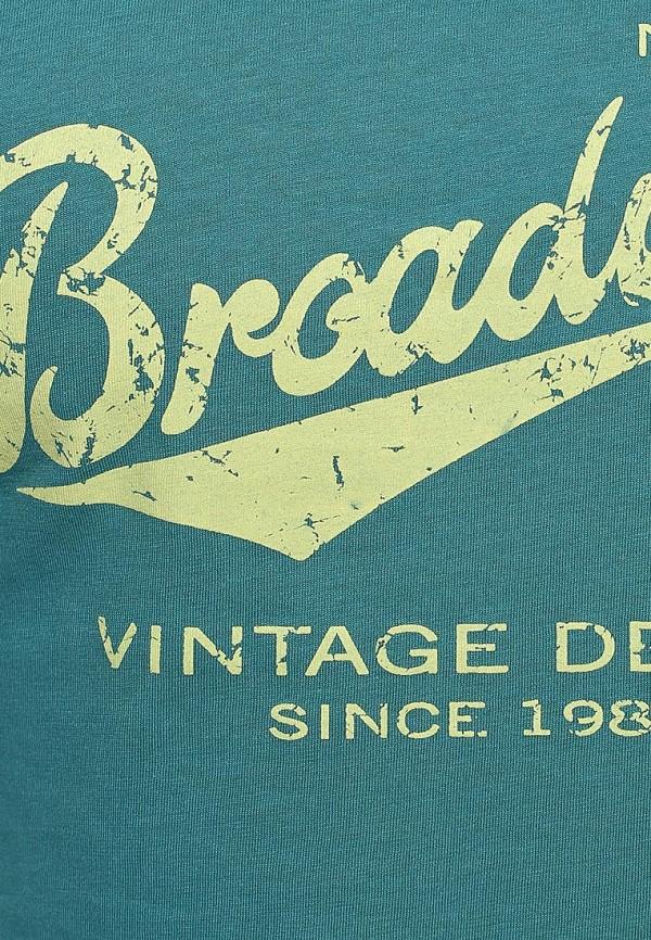 Футболка с надписями Broadway (Бродвей) 10151588  656: изображение 3