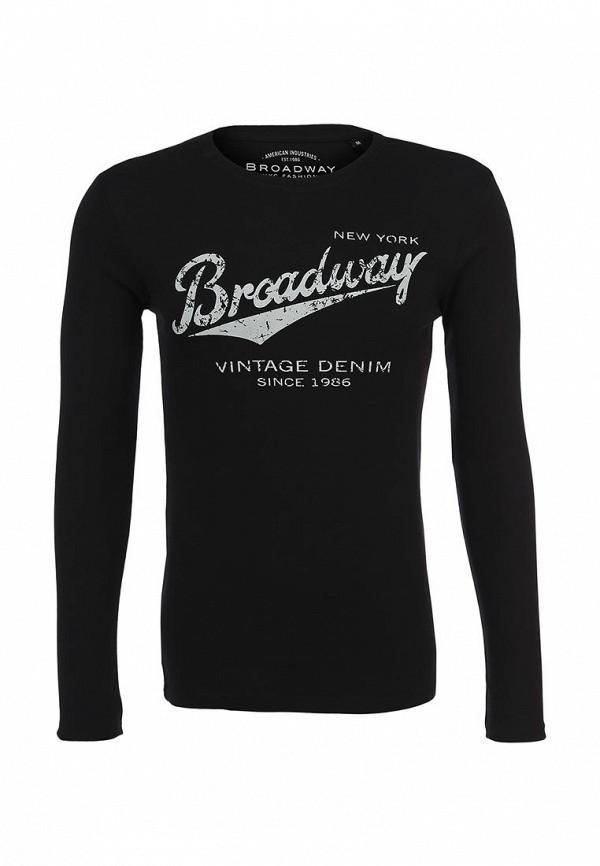 Футболка с длинным рукавом Broadway (Бродвей) 10151590  999: изображение 1