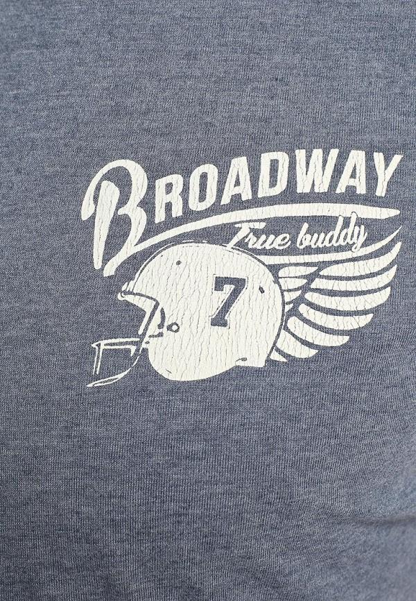 Футболка с надписями Broadway (Бродвей) 10151592  52A: изображение 3