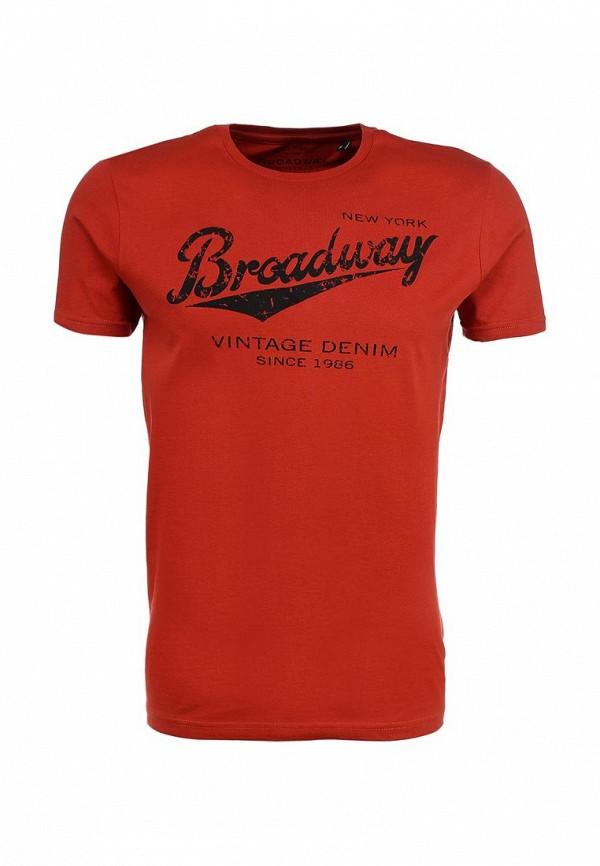 Футболка с надписями Broadway (Бродвей) 10151897 345: изображение 1