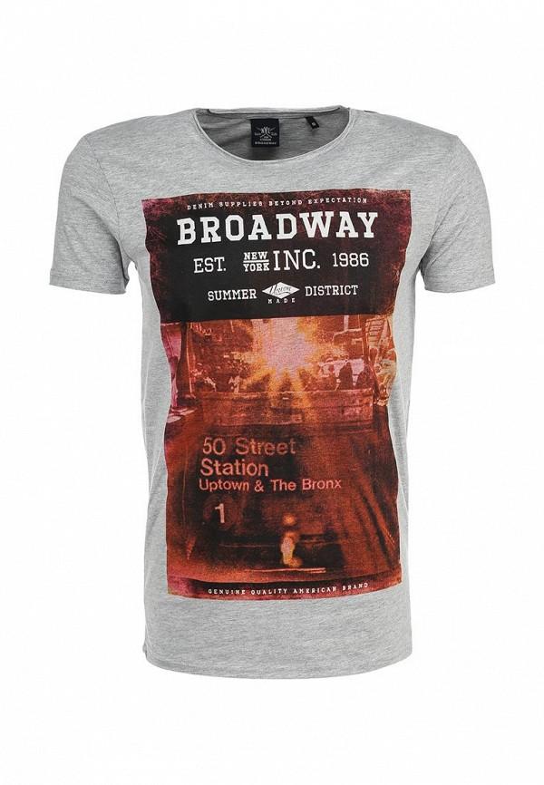Футболка с надписями Broadway (Бродвей) 10152529: изображение 1