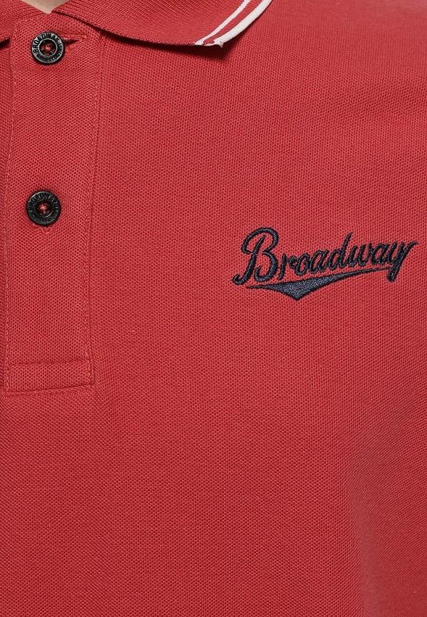 Мужские поло Broadway 80102653: изображение 3