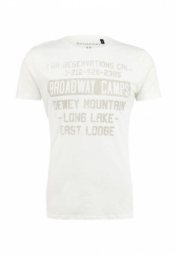 Футболка с надписями Broadway (Бродвей) 10152272: изображение 1