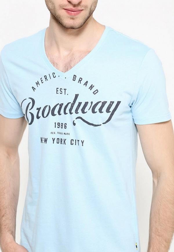 Футболка с надписями Broadway (Бродвей) 10152523: изображение 2