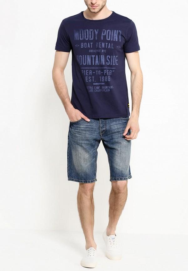 Мужские джинсовые шорты Broadway 10152734: изображение 3