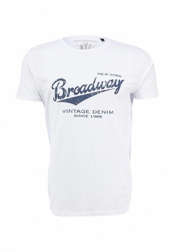 Футболка с надписями Broadway (Бродвей) 80102647: изображение 1