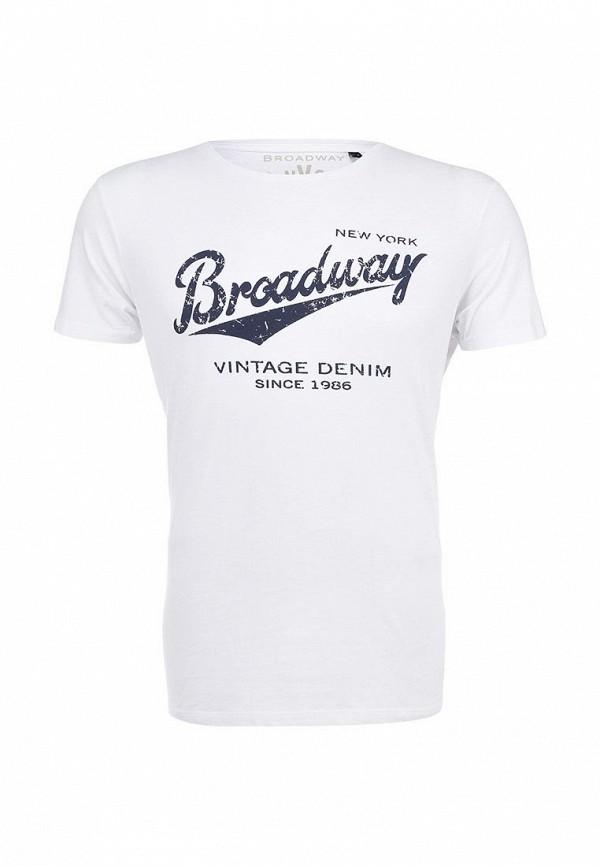 Футболка с надписями Broadway (Бродвей) 10152262: изображение 1