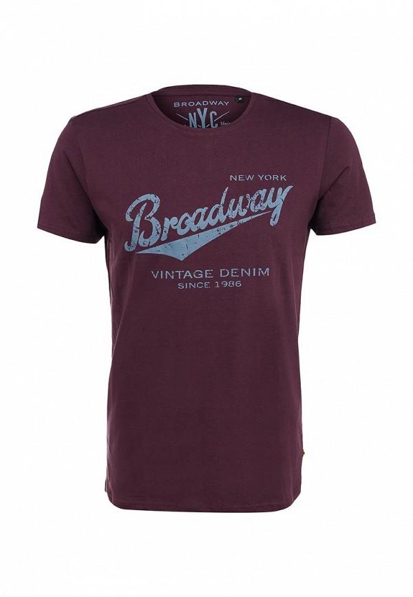 Футболка с надписями Broadway (Бродвей) 10152262: изображение 5