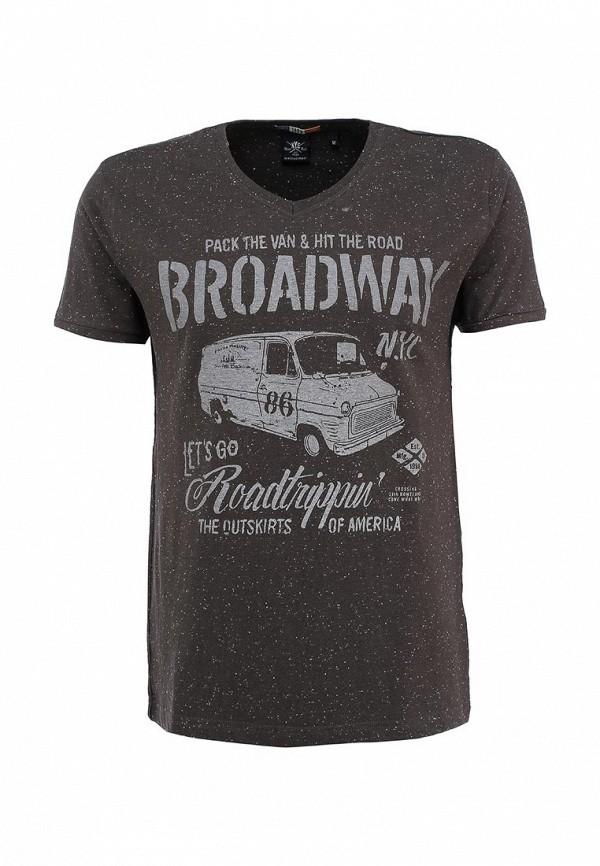 Футболка с надписями Broadway (Бродвей) 10153673: изображение 1