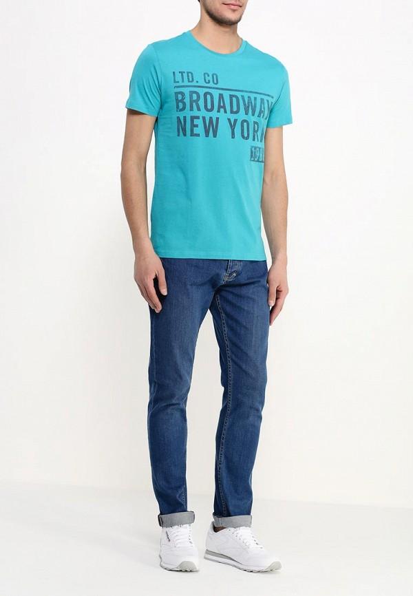 Футболка с надписями Broadway (Бродвей) 20100001: изображение 2