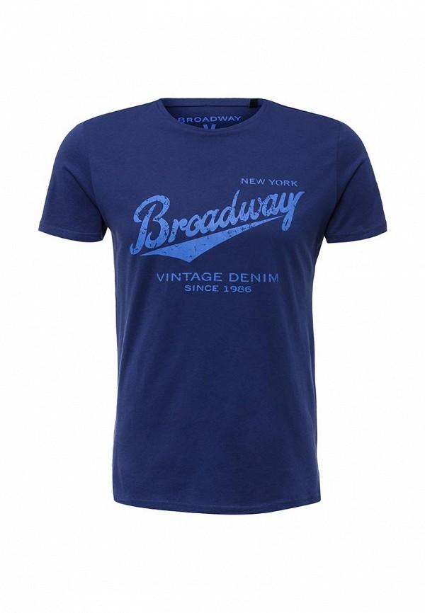 Футболка с надписями Broadway (Бродвей) 20100202: изображение 1