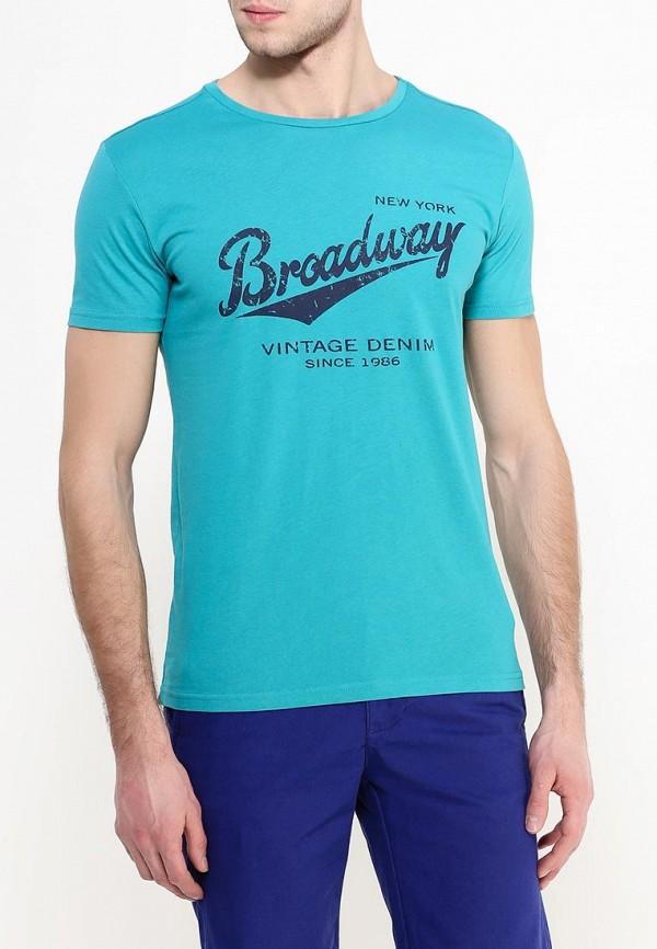 Футболка с надписями Broadway (Бродвей) 20100202: изображение 3