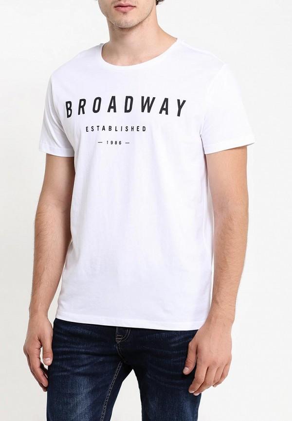 Футболка с надписями Broadway (Бродвей) 20100500: изображение 3