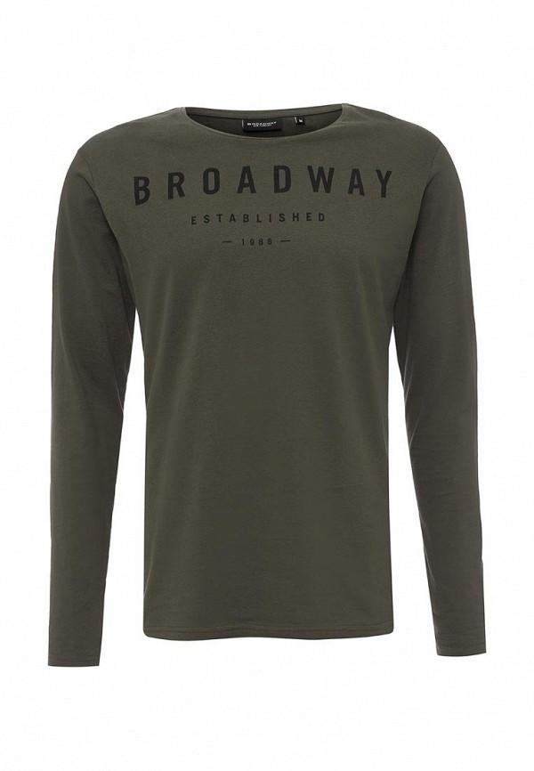 Футболка с длинным рукавом Broadway (Бродвей) 20100510