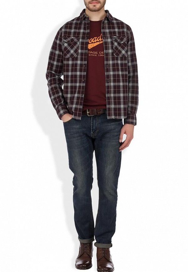 Мужские прямые джинсы Broadway (Бродвей) 10150539  L32: изображение 6