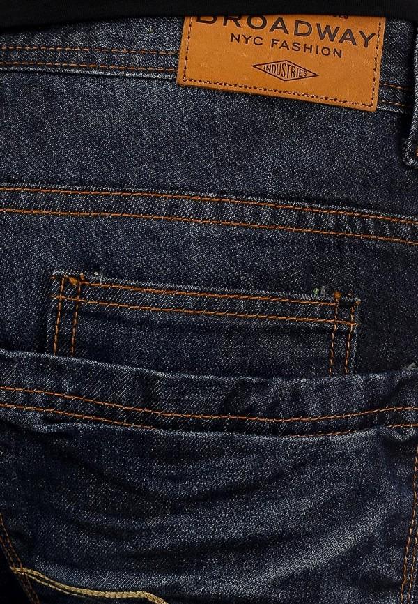Мужские прямые джинсы Broadway (Бродвей) 10150782  L32: изображение 4