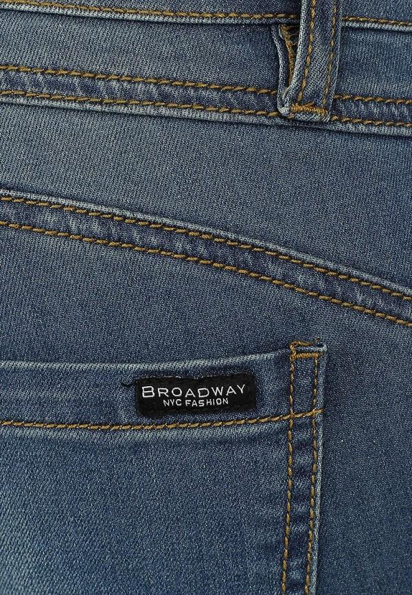 Зауженные джинсы Broadway (Бродвей) 10151038  L34: изображение 4