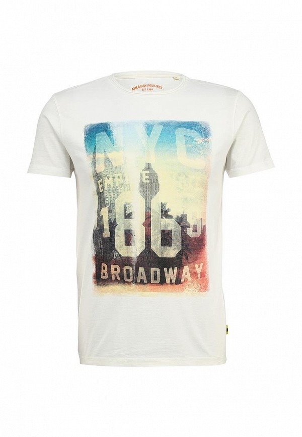 Футболка с надписями Broadway (Бродвей) 10150943  02A: изображение 1