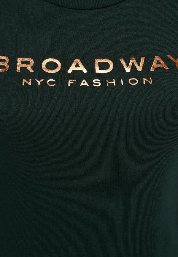 Футболка с надписями Broadway (Бродвей) 10151731/661: изображение 6