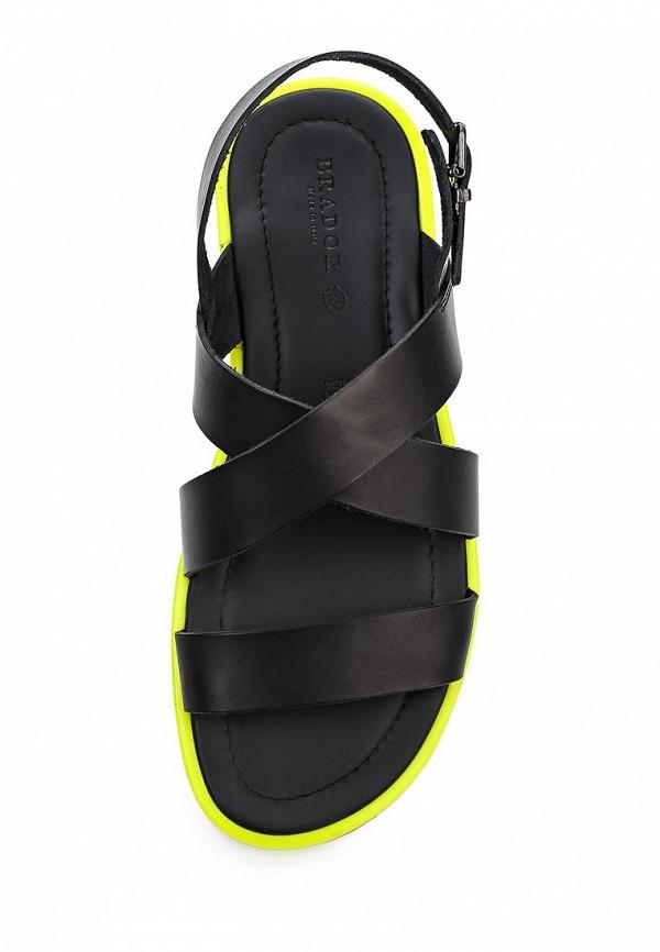 Мужские сандалии Brador 35-260: изображение 4