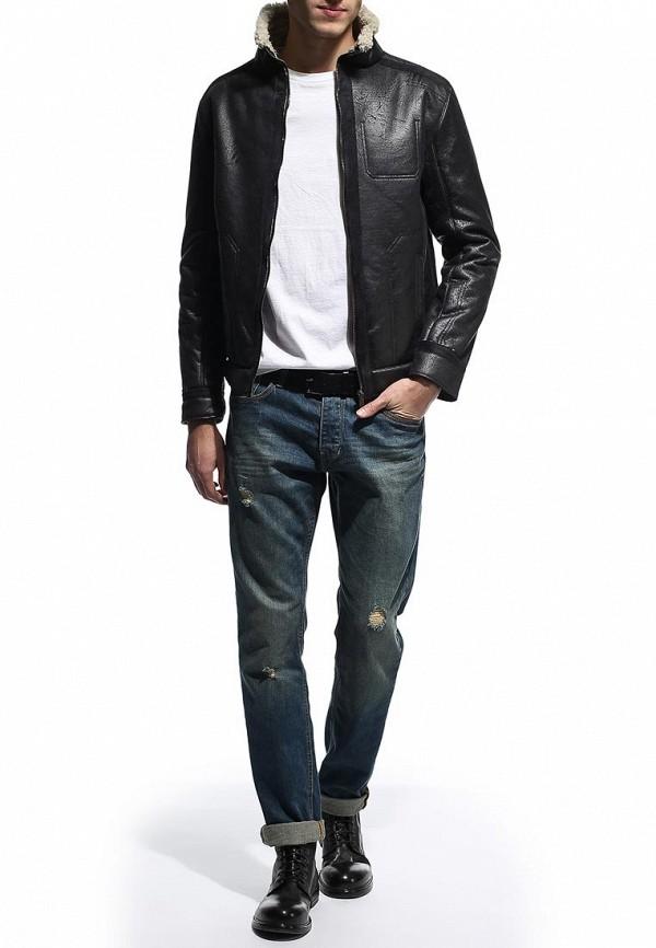 Кожаная куртка Brave Soul MJK-ACTIVE: изображение 4