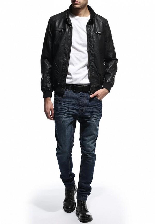 Кожаная куртка Brave Soul MJK-LEROY: изображение 4