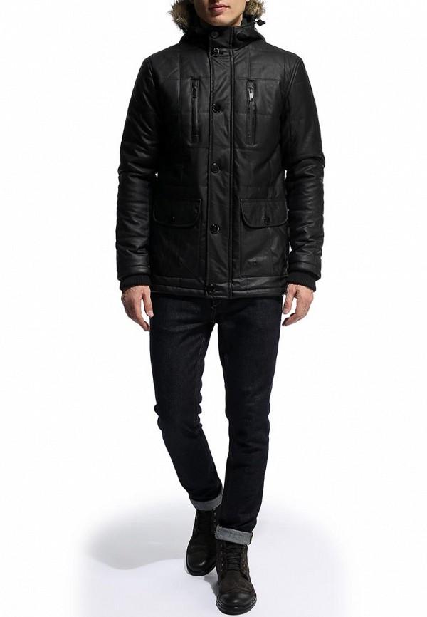 Кожаная куртка Brave Soul MJK-NEWFOUNDLAN: изображение 4