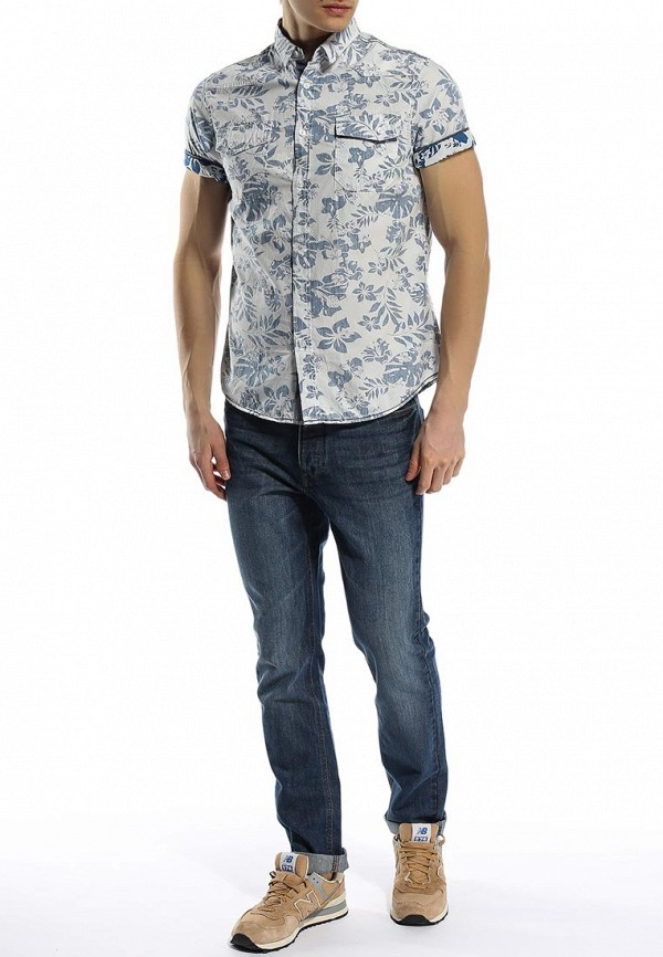 Рубашка с коротким рукавом Brave Soul MSH-275GALVANI: изображение 3