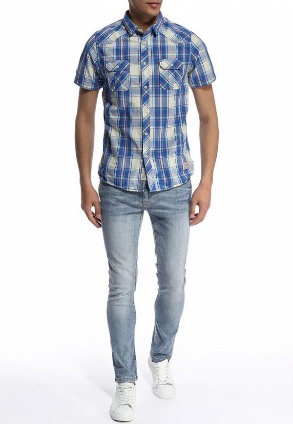 Рубашка с коротким рукавом Brave Soul MSH-275GOETHE: изображение 4