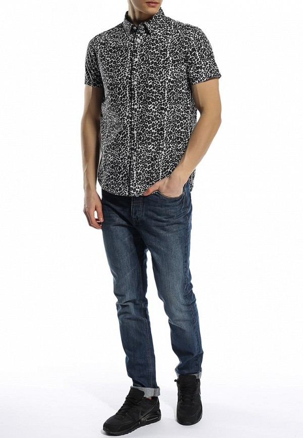 Рубашка с коротким рукавом Brave Soul MSH-48DEFF: изображение 3
