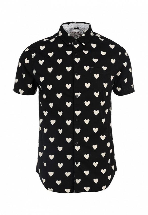 Рубашка с коротким рукавом Brave Soul MSH-48HEARTS: изображение 2