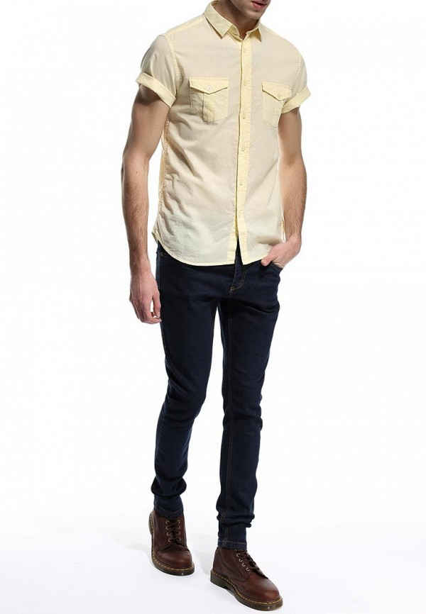 Рубашка с коротким рукавом Brave Soul MSH-48PLATON: изображение 3