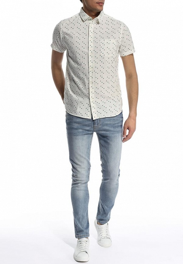 Рубашка с коротким рукавом Brave Soul MSH-48SHAPE: изображение 3