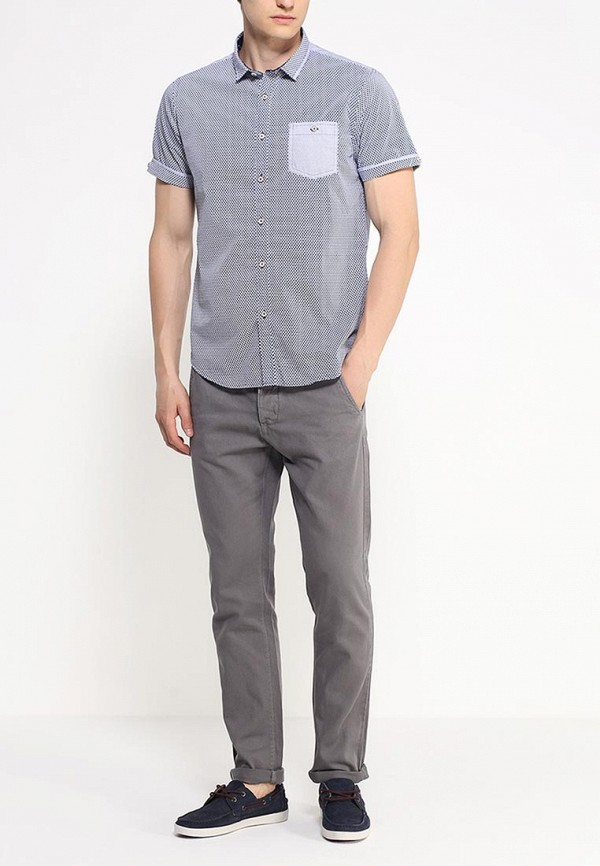 Рубашка с коротким рукавом Brave Soul MSH-69TULLY: изображение 6