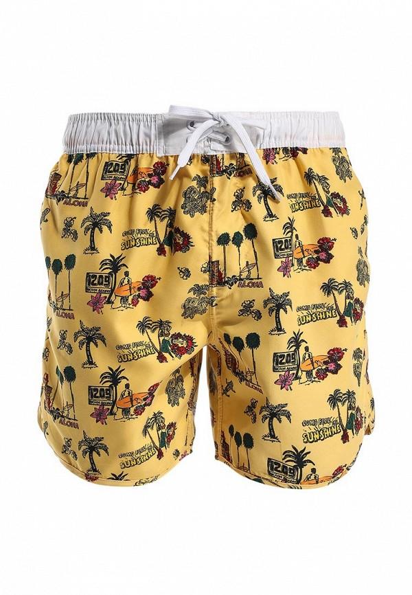 Мужские шорты для плавания Brave Soul MSRT-BARRACUDA: изображение 7
