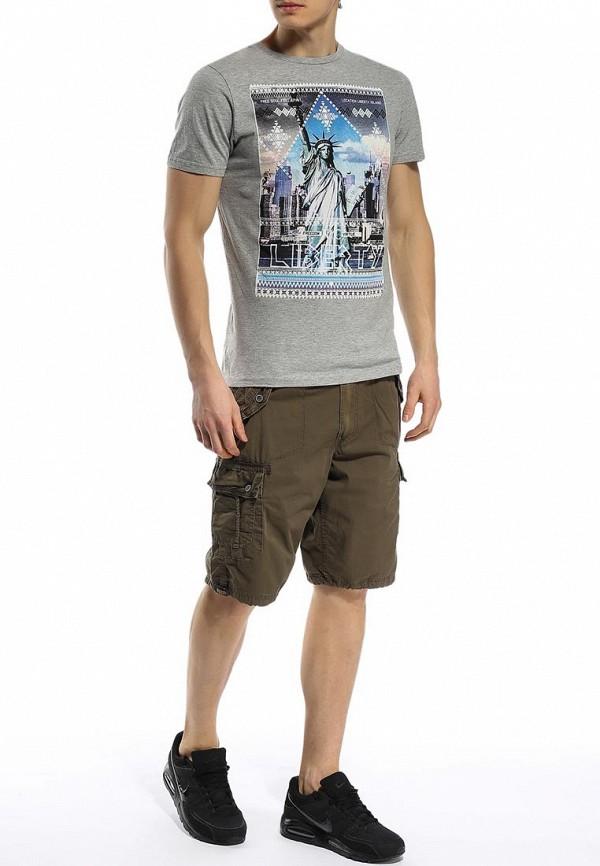 Мужские повседневные шорты Brave Soul MSRT-SPENCEPKD: изображение 3