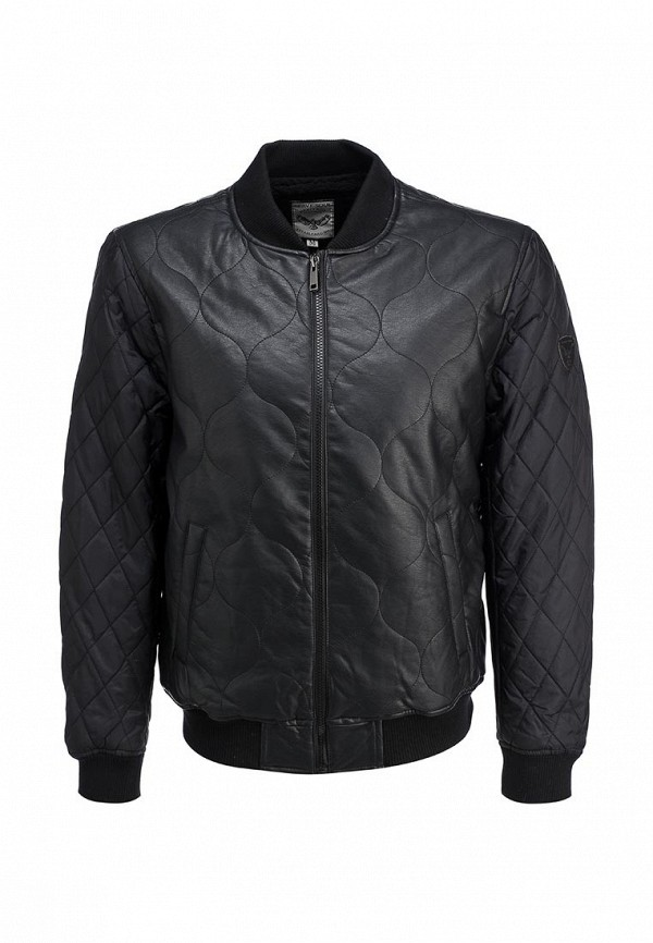 Кожаная куртка Brave Soul MJK-LEEDS: изображение 1