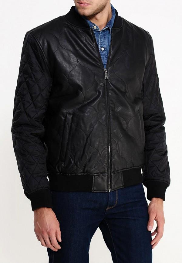 Кожаная куртка Brave Soul MJK-LEEDS: изображение 6