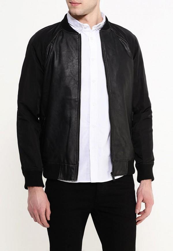 Кожаная куртка Brave Soul MJK-SHAW: изображение 3