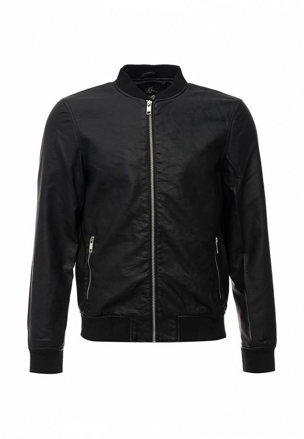 Кожаная куртка Brave Soul MJK-WOODLEYPU: изображение 1