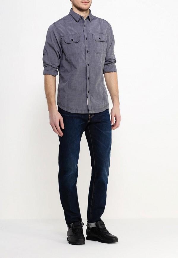 Рубашка с длинным рукавом Brave Soul MSH-275MILTONIC: изображение 2