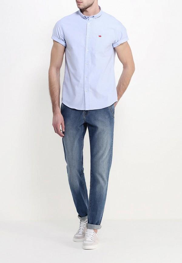 Рубашка с коротким рукавом Brave Soul MSH-69SENATEB: изображение 2